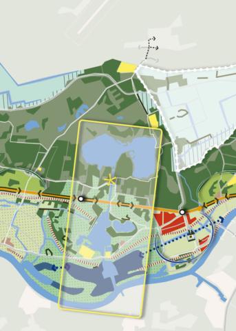 stedenbouw en landschap Bureau Nieuwe Gracht Utrecht omgevingsvisie Bergen Limburg gemeente Bergen visie