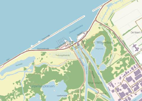 stedenbouw en landschap Bureau Nieuwe Gracht Utrecht Gebiedsvisie De Blocq van Kuffeler gemeente Almere het Flevo-landschap