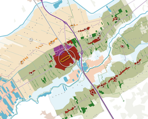 stedenbouw en landschap Bureau Nieuwe Gracht Utrecht Omgevingsvisie Weststellingwerf gemeente ruimtelijke initiatieven raamwerk van kwaliteiten