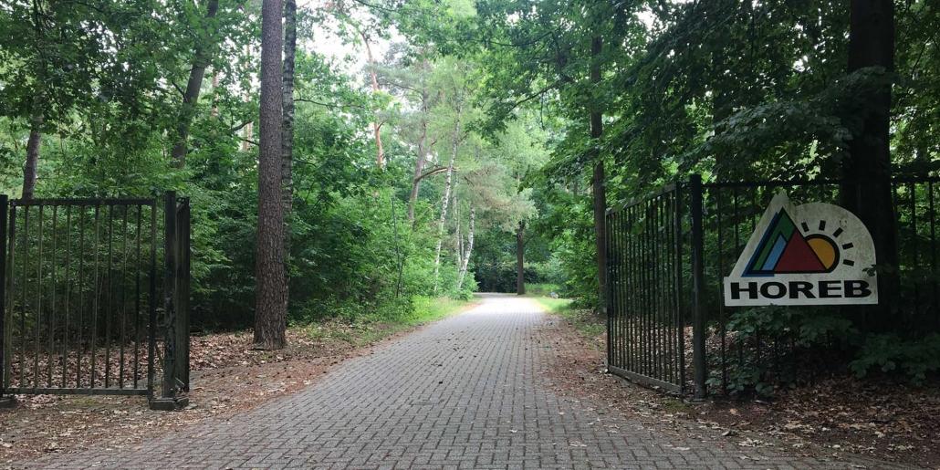 stedenbouw en landschap Bureau Nieuwe Gracht Utrecht inrichtingsplan Horeb-locatie Beekbergen De Hoop GGZ