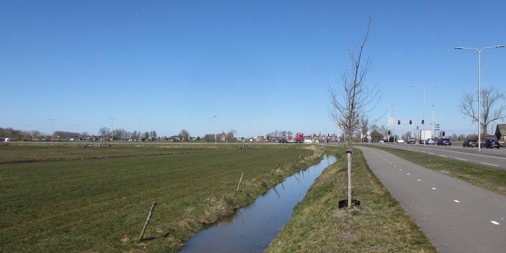 stedenbouw en landschap bureau Nieuwe Gracht Utrecht Toekomst N201 provincie Utrecht toekomstbestendig Integrale Visie leefbaarheid doorstroming bereikbaarheid